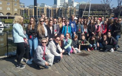 Wycieczka do Londynu 2017