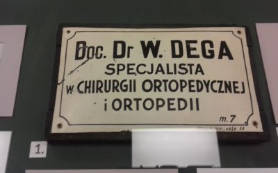 122 rocznica urodzin prof. W. Degi