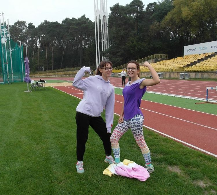 Indywidualne Mistrzostwa Poznania w Lekkiej Atletyce Dziewcząt i Chłopców 2019