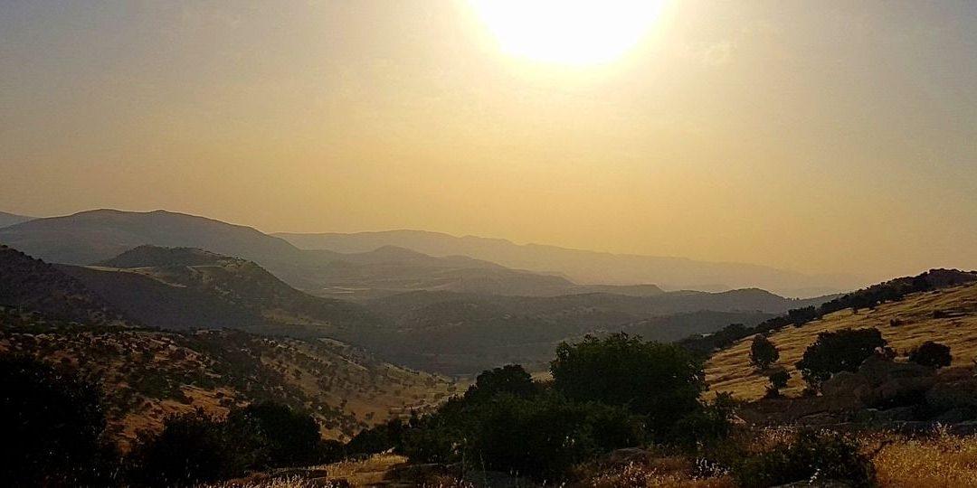 Rowerem przez  Kurdystan